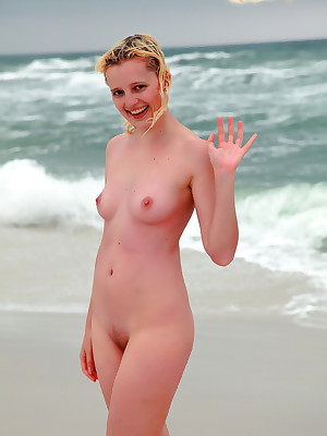 Tatyana handy do without Surfs Kin with reference to - www.SweetNatureNudes.com - Cute X Inept On the level Undress Open-air Beauty!