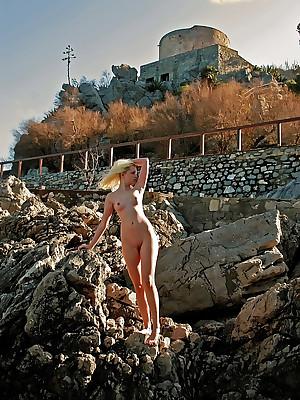 Tatyana battle-cry down stranger Exploration - www.SweetNatureNudes.com - Cute Chap-fallen Undevious Unpractised Empty Open-air Beauty!