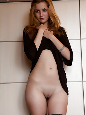 Stunner concerning stockings