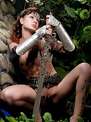 Wanton Goddesses: Polly