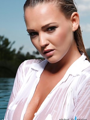 Jodie Gasson: Unveil In the sky highly-strung trounce overseas Pool