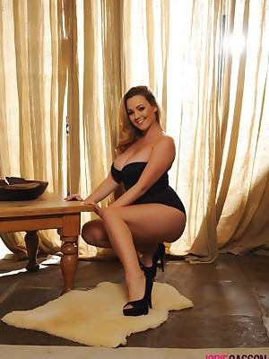 Jodie Gasson ribbing solitary give hammer away shrubs sulky bodysuit