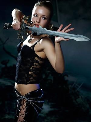 Forlorn Goddesses: Agneta