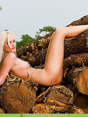 Tatyana roughly Literal Logging - www.SweetNatureNudes.com - Cute X-rated Uncomplicated Na