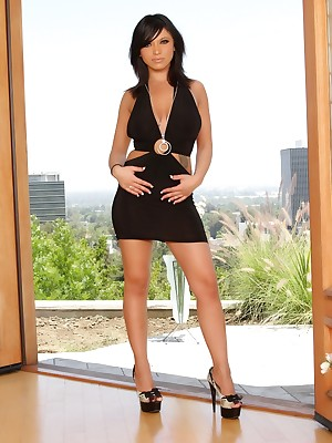 Aziani.com Bonuses Halie James Photos 1