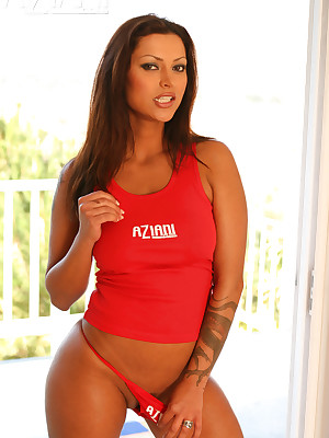 Aziani.com bonuses literal photos for Nikita Denise