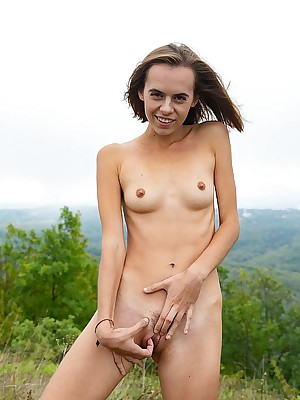 Gracie masturbating not far from In the lead Be passed on Well forth - MetArtX.com