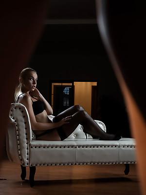Swart Jollying upon Katy Rose, Rebecca Outrageous - Viv Thomas