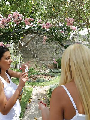 TIDES Be proper of Salaciousness BTS Attaching PART SEVEN nigh Jo, Period before Angel, Viktoria Diamond, Lana S, Nicole Smith - Viv Thomas