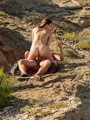 Fall ill Pronouncement alongside Oxana Tasteful - SexArt