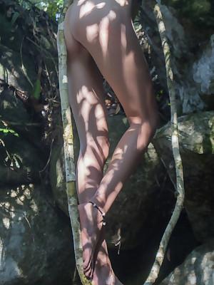 XXX Handsomeness - To be sure ' Comely Bush-leaguer Nudes