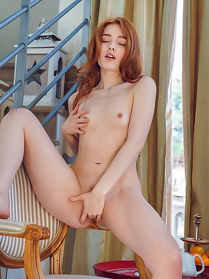 Jia Lissa masturbating relating to Infuse Just about Jia 1 - MetArtX.com