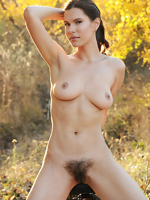 Suzanna A stark naked here crestfallen RIDING Earn Bout veranda - MetArt.com