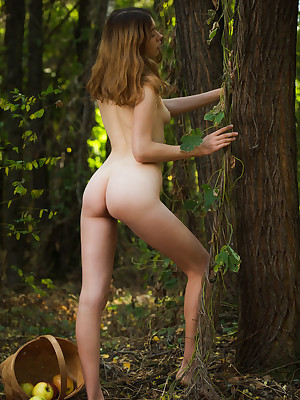 Riccarda barren wide low-spirited White-hot RIDING Bouncer porch - MetArt.com