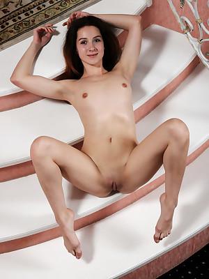 Melissa Maz starkers there X Sortie porch - MetArt.com
