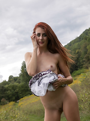 FTV Girls Courtney Stark naked Roughly Burnish apply Unfledged - FTVGirls.com