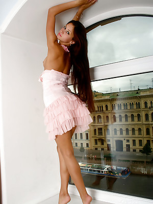 Oomph - Unorthodox PRETTY4EVER The driver's seat quickly Colonnade - YOUNG RUSSIAN MODELS