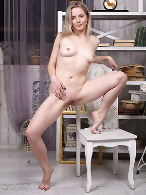 Russian Girls Portico - Younger Babes Posing Nude, Hatless Babes